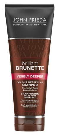 John Frieda, Шампунь для создания насыщенного оттенка темных волос Brilliant Brunette Visibly Deeper, 250 млШампуни<br><br>