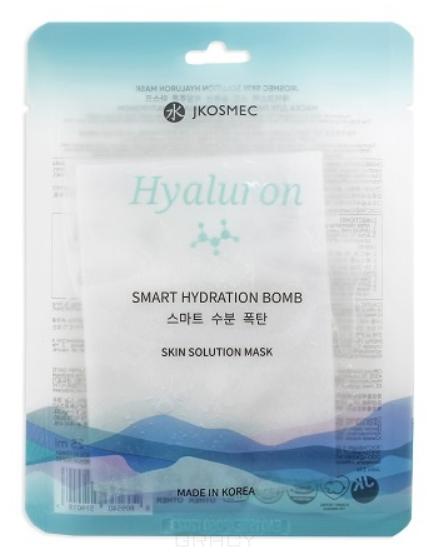 Купить Jkosmec, Маска для лица с гиалуроном Skin Solution Hyaluron Mask, 25 мл