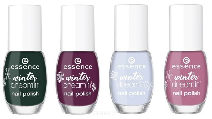Essence, Лак для ногтей Winter Dreamin' Nail Polish, 8 мл, №01 Cozy Mountain Mornings цена