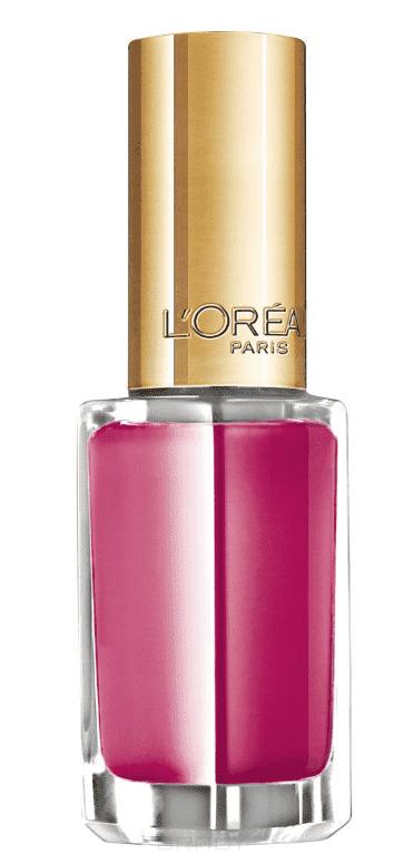 LOreal, Лак для ногтей Color Riche, 5 мл (37 оттенков) 870 Дикая фуксияЦветные лаки для ногтей<br><br>