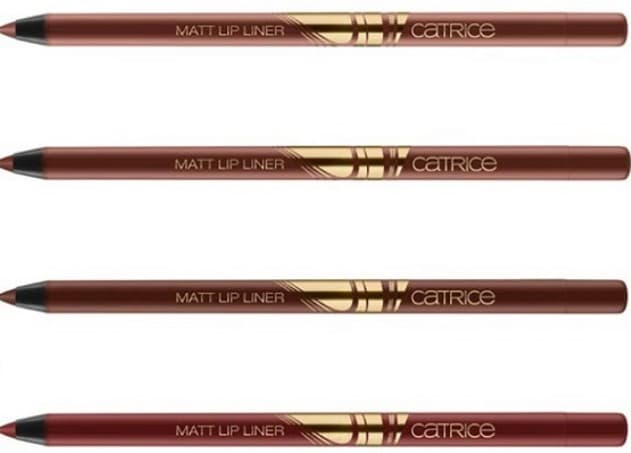 Купить Catrice, Контур для губ Blessing Browns Matt Lip Liner, 1 шт, тон C04 Macaron Kiss