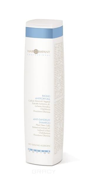 Hair Company, Специальный шампунь против перхоти Double Action Anti-dandruff Shampoo, 1 лDouble Action - восстановление, инкрустация волос<br><br>
