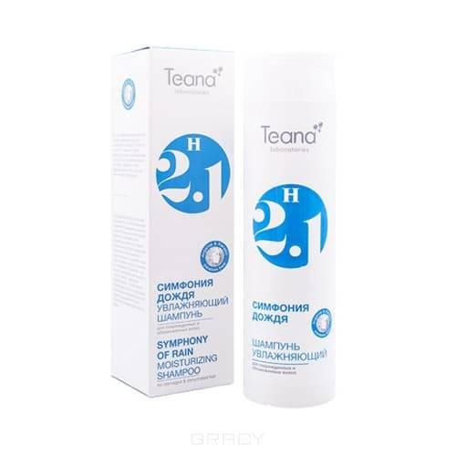 Teana, Увлажняющий шампунь для поврежденных и обезвоженных волос