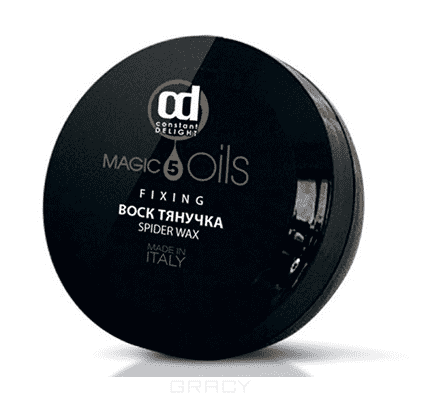 Constant Delight, Воск-тянучка 5 Magic Oils, 100 млНовинка! 5 Magic Oils - 5 волшебных масел для здоровья Ваших волос<br><br>