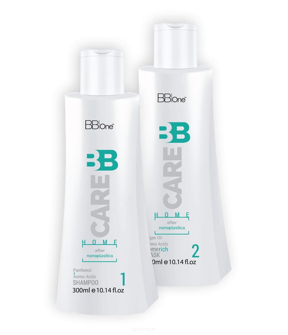 BB One, Набор BB Care after Nanoplastica BBOne для волос после химического воздействия bb one рабочая тетрадь bb one