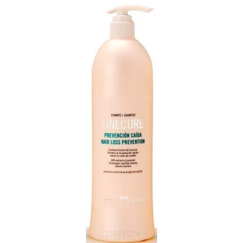 Hipertin, Шампунь против выпадения волос Linecure Hair Loss Prevention Shampoo , 1000 млУход за волосами Hipertin Linecure<br><br>