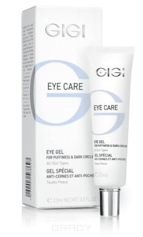 Гель от отеков и темных кругов для век Eye Care Gel, 25 млУльтралегкий гель позволяет устранить пастозность и отечность периорбитальной области и избавиться от темных кругов под глазами благодаря своим активным компонентам. Гель очень экономичен, не оставляет ощущения липкости.&#13;<br> &#13;<br>Действие:&#13;<br> &#13;<br>Гель также снимает следы усталости, успокаивает раздраженную кожу век, разглаживает так называемые &amp;amp;quot;гусиные лапки&amp;amp;quot;, замедляет возрастные изменения хрупкой кожи глаз. Не нарушает рН, тонизирует, оказывает противовоспалительное действие. Обеспечивает протекцию от УФ лучей.&#13;<br> &#13;<br>Активные ингредиенты:&#13;<br> &#13;<br>Haloxyl, Pepha-Tight, Regu-Age, экстракт водорослей, гидролизированные протеины риса и сои.&#13;<br> &#13;<br>Способ применения:&#13;<br> &#13;<br>Гель наносить утром и вечером на чистую кожу век круговыми движениями. Для достижения лучшего результата, поверх применять сыворотку или интенсивный крем.<br>