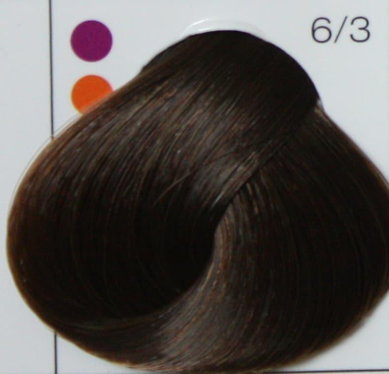 Londa, Интенсивное тонирование Лонда краска тоник для волос (палитра 48 цветов), 60 мл LONDACOLOR интенсивное тонирование 6/3 тёмный блонд золотистый, 60 мл
