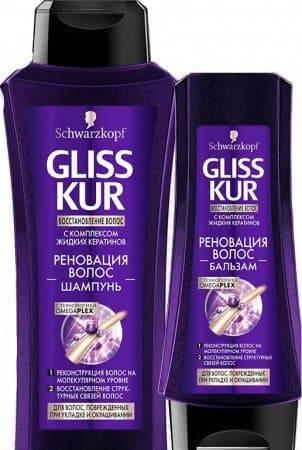 Schwarzkopf Professional, Набор Реновация волос (шампунь + бальзам), 250/200 мл schwarzkopf professional набор реновация волос шампунь бальзам 250 200 мл