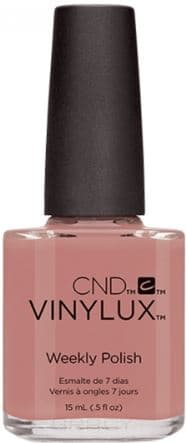CND (Creative Nail Design), Винилюкс Профессиональный недельный лак VINYLUX™ Weekly Polish (54 оттенка) 15 мл # 265 (Satin Pajamas) o t sea luxury women watches alloy dial quartz analog stainless steel bracelet wrist watch relogio feminino montre clock 420717
