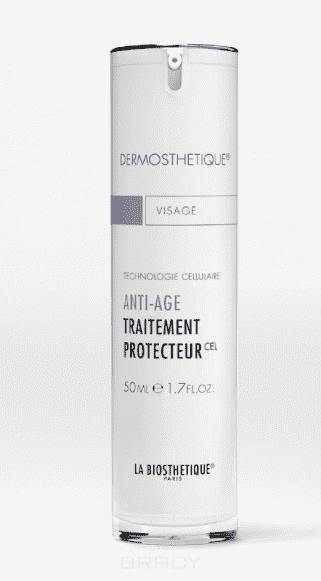 Anti-age клеточно-активный защитный дневной крем Dermosthetique Anti-Age Traitement Protecteur, 50 мл sothys активный anti age крем grade 4 50 мл