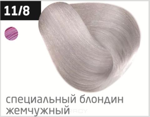 Купить OLLIN Professional, Перманентная стойкая крем-краска с комплексом Vibra Riche Ollin Performance (120 оттенков) 11/8 специальный блондин жемчужный