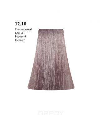 Купить BB One, Перманентная крем-краска Picasso Colour Range без аммиака (76 оттенков) 12.16 Superlift Series Blond/Специальный Блонд Розовый Жемчуг