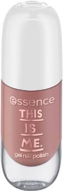 Essence, Лак для ногтей с эффектом геля this is me gel nail polish (8 оттенков), 8 мл 05 legendary essence лак для ногтей the gel nail 8 мл 34 оттенка 38 ванильно желтый