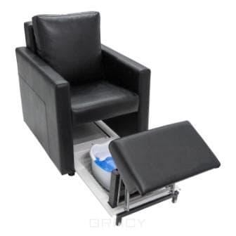 Имидж Мастер, Педикюрное спа-кресло КОМФОРТ (3 цвета), 1 шт, Коричневый 37
