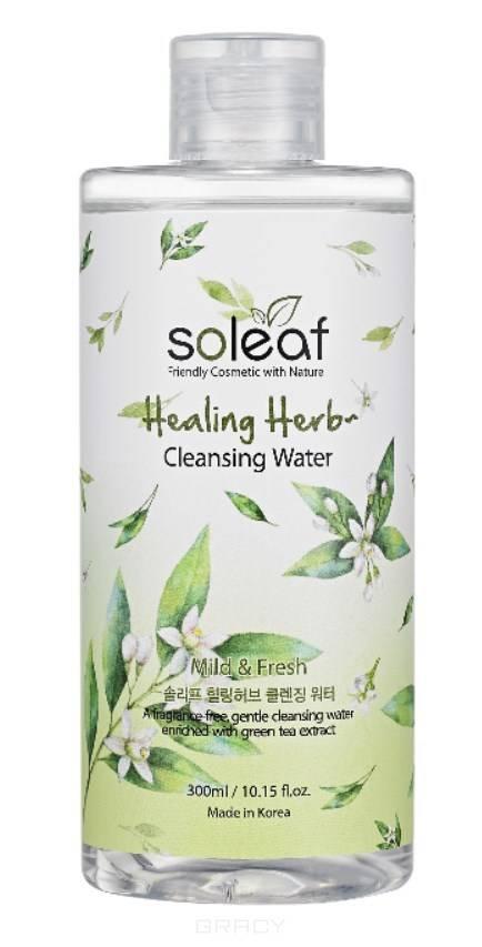 Очищающая вода с целебными травами Healing Herb Cleansing Water, 300 мл очищающая вода урьяж