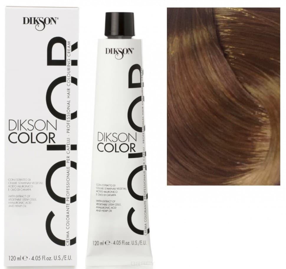 Купить Dikson, Краска для волос Color Extra Premium, 120 мл (44 тона) 7G Русый с золотистым оттенком