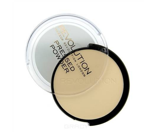 Купить MakeUp Revolution, Пудра для лица Pressed Powder, 7.5 гр (2 оттенка), Translucent