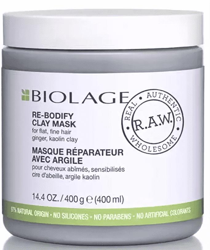 Matrix, Маска для объема волос R.A.W. Re-Bodify, 400 мл