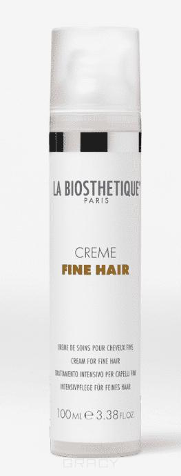 La Biosthetique, Кондиционер-маска для тонких волос Methode Fine Creme Fine Hair, 100 мл la biosthetique укрепляющий шампунь для тонких волос methode fine shampoo vital fine hair 200 мл