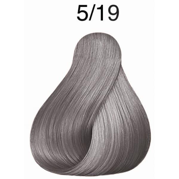 Wella, Оттеночная краска для волос Color Fresh Silver без аммиака, 75 мл (5 оттенков) 5/19 светло-коричневый пепельный сандрэColor Touch, Koleston, Illumina и др. - окрашивание и тонирование волос<br><br>