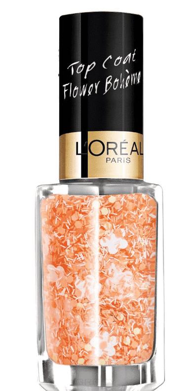 LOreal, Верхнее покрытие для ногтей Top Coat, 5 мл (14 оттенков) 936 КоачеллаЦветные лаки для ногтей<br><br>