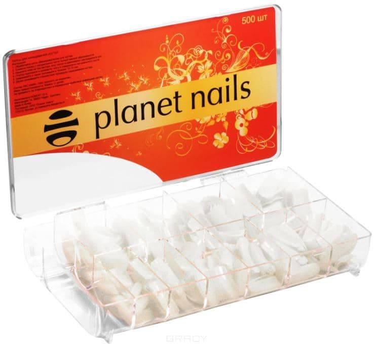 Купить Planet Nails, Типсы №1-10 Планет Нейлс, 500 шт/уп