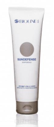 Купить Bioline, Гель-эмульсия после пребывания на солнце для лица/тела Sundefense, 150 мл