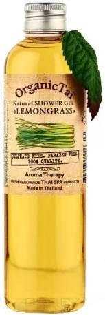Купить Organic Tai, Гель для душа Natural Shower Gel Lemongrass , 260 мл