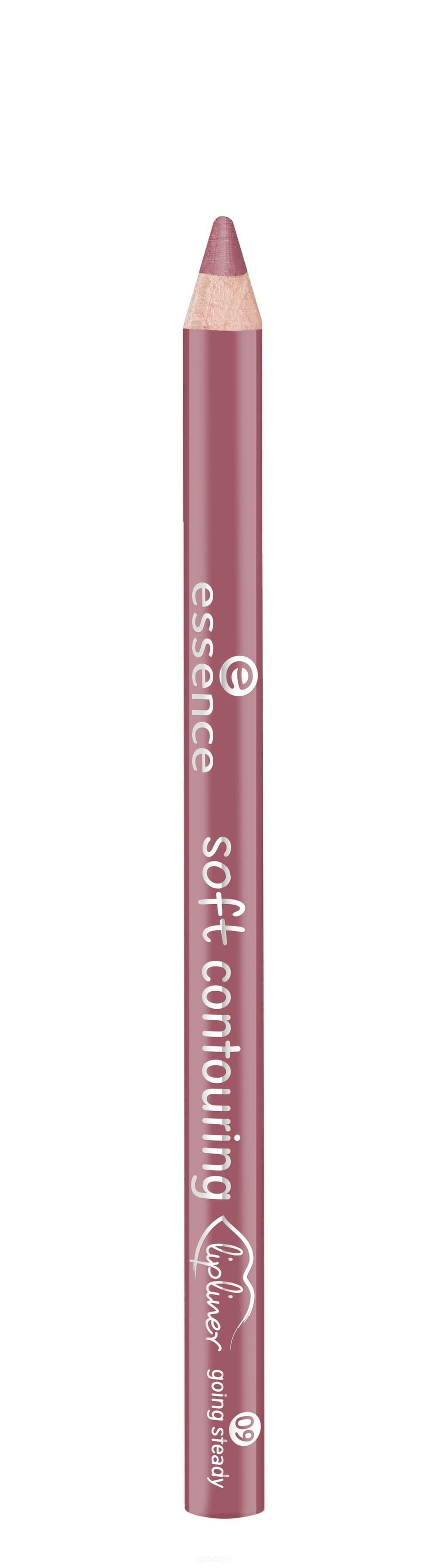 Купить Essence, Контур для губ Soft Contouring Lipliner (11 тонов) №09, перламутрово-розовый