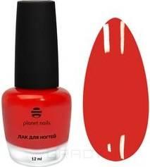 Planet Nails, Лак для ногтей с эффектом гелевого покрытия, 12 мл (36 оттенков) 869 planet nails лак для ногтей с эффектом гелевого покрытия 12 мл 36 оттенков 873