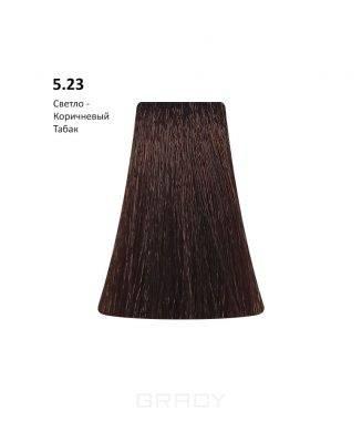 Купить BB One, Перманентная крем-краска Picasso (153 оттенка) 5.23Light Tobacco Brown/Светло-Коричневый Табак