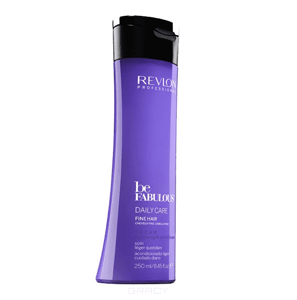 Revlon, Очищающий шампунь для тонких волос Be Fabulous Daily Care Fine Hair Lightweight Shampoo, 1000 мл