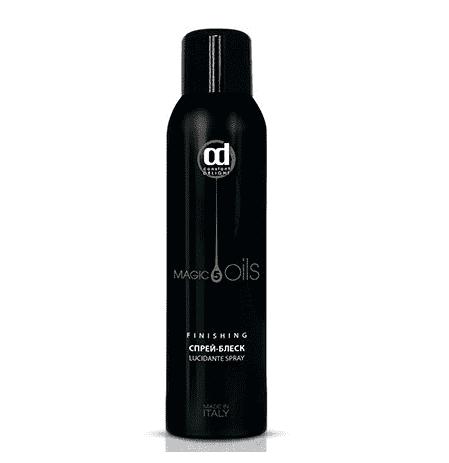 Constant Delight, Спрей-блеск без газа 5 Magic Oils, 250 мл constant delight маска 5 magic oils 500 мл