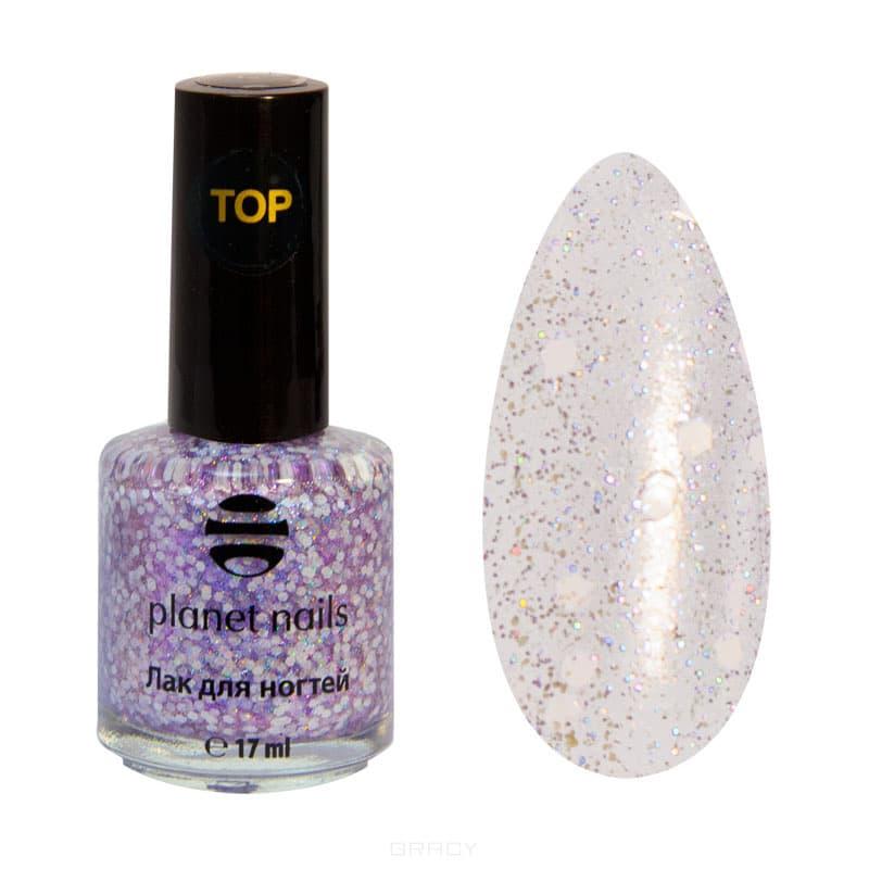 Planet Nails, Лак для ногтей с эффектом, 17 мл (8 оттенков) Лак для ногтей с эффектом, 17 мл (8 оттенков)Цветные лаки для ногтей<br><br>