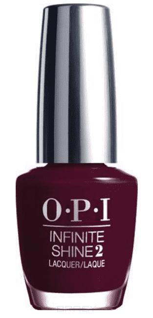 OPI, Лак с преимуществом геля Infinite Shine, 15 мл (28 цветов) Raisin' The Bar opi лак для ногтей raisin the bar infinite shine 15мл