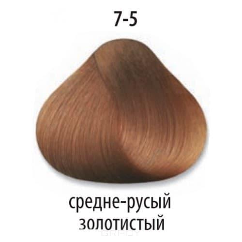 Constant Delight, Стойкая крем-краска для волос Delight Trionfo (63 оттенка), 60 мл 7-5 Средний русый золотистыйОкрашивание<br>Краска для волос Constant Delight Trionfo - это уникальное средство, способное придать волосам здоровый вид и блеск.<br>  <br>Крем-краска Трионфо от Констант Делайт наосится на невымытые сухие волосы. Выдерживается средство на волосах до 45 минут. <br> Constan...<br>