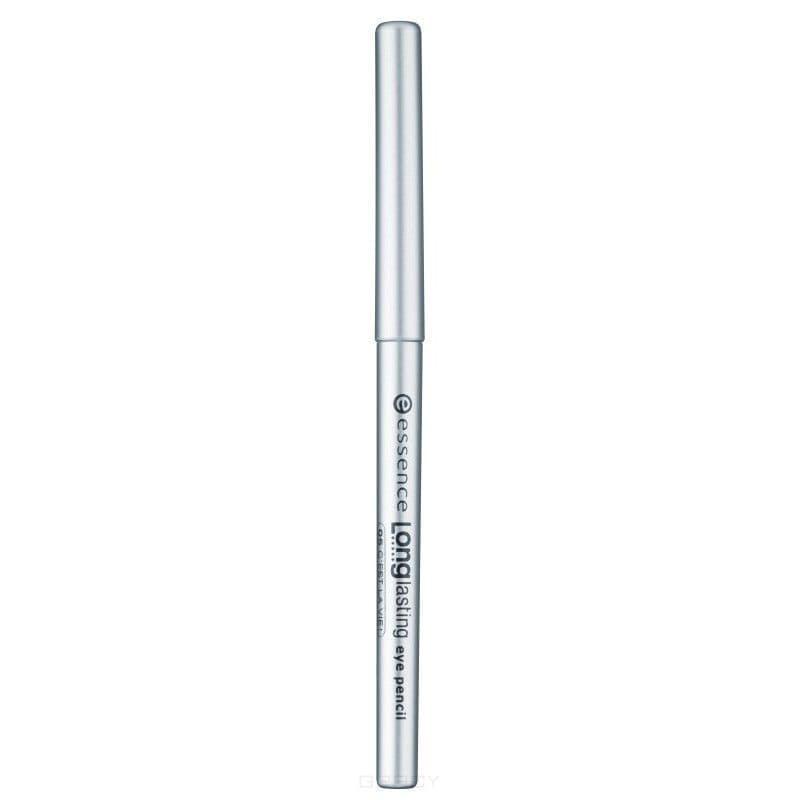 Купить Essence, Карандаш для глаз Long Lasting, 0.28 гр (15 цветов) №05, серебристый