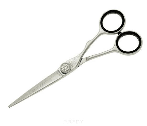 Kiepe, Ножницы прямые 5,5 скольз. срез 258-5,5Ножницы для стрижки волос<br><br>