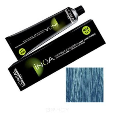 LOreal Professionnel, Краска дл волос INOA (Иноа), 60 мл (96 оттенков) mix синийОкрашивание: Majirel, Luo Color, Cool Cover, Dia Light, Dia Richesse, INOA и др.<br><br>