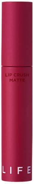 It's Skin, Матовая помада Лайф Калор Life Color Lip Crush Matte, 5 г (15 оттенков) 14 CRUSH MATTE жидкая помада it s skin life color lip crush matte 06 цвет 06 drop the beat variant hex name ee4e68