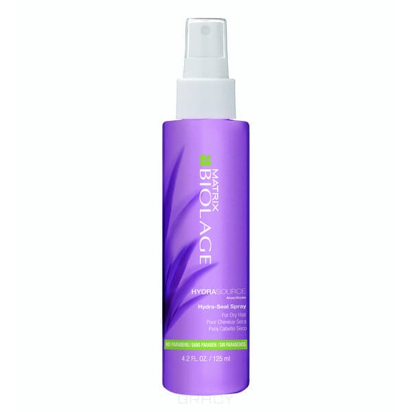 Matrix, Несмываемый спрей-вуаль для сухих волос Biolage Hydrasource, 125 мл