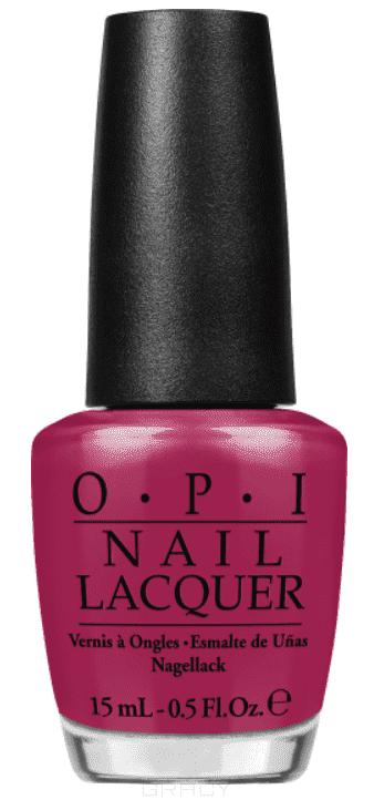 OPI, Лак для ногтей Classic, 15 мл (156 цветов) Miami Beet opi лак для ногтей nail lacquer nutcracker 2018 15 мл 15 цветов toying with trouble