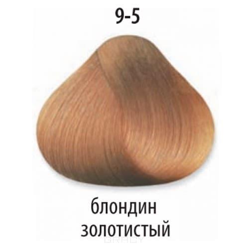 Constant Delight, Стойкая крем-краска для волос Delight Trionfo (63 оттенка), 60 мл 9-5 Блондин золотистыйЩетки для волос<br>Краска для волос Constant Delight Trionfo - это уникальное средство, способное придать волосам здоровый вид и блеск.<br>  <br>Крем-краска Трионфо от Констант Делайт наосится на невымытые сухие волосы. Выдерживается средство на волосах до 45 минут. <br> Constan...<br>