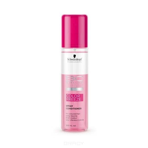 Schwarzkopf Professional, Color Freeze Спрей-Кондиционер для окрашенных волос, 200 мл schwarzkopf спрей кондиционер цвет и увлажнение несмываемый color