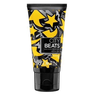 Redken, Крем для волос с тонирующим эффектом ярких цветов City Beats Color Crem, 85 мл (6 цветов) Желтое такси, желтыйОкрашивание<br><br>