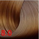 Купить Kaaral, Стойкая крем-краска для волос ААА Hair Cream Colourant, 100 мл (93 оттенка) 8.0 светлый блондин