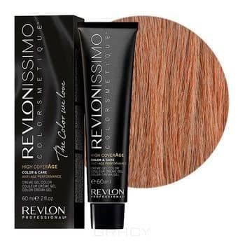 Revlon, Перманентный краситель для волос High Coverage, 60 мл (26 оттенков) 8.42 Медовый светлый блондин attempting normal