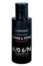 Купить La Biosthetique, Краска тоник для волос Shine&Tone Advanced, 150 мл (12 оттенков) 6/0