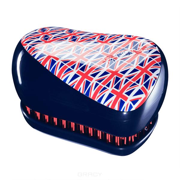 Tangle Teezer, Расческа для волос Compact Styler Cool BritanniaРасчески и щетки<br><br>